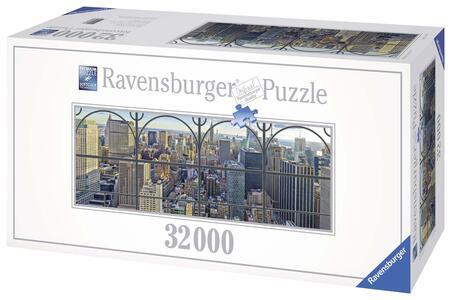 Puzzle 32000 pezzi City Window New York - 7