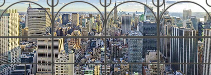 Puzzle 32000 pezzi City Window New York - 13