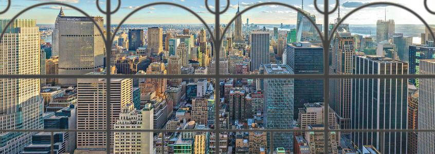 Puzzle 32000 pezzi City Window New York - 14