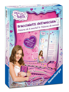 Giocattolo Braccialetti Violetta Ravensburger 0