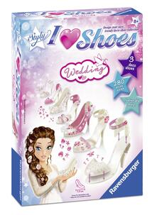 I love Shoes Wedding Spose Gioco Creativo Ravensburger (18713)