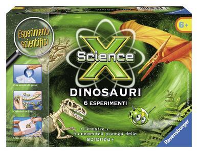 Science X Dinosauri Gioco Scientifico Ravensburger (18828) - 3