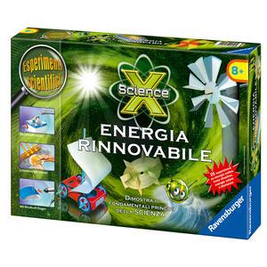 Science X. L'energia rinnovabile - 2