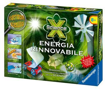 Science X. L'energia rinnovabile - 3