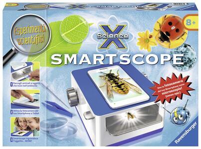 Smartscope Science X