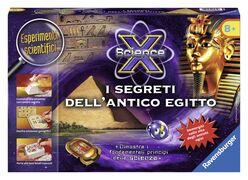 Giocattolo Science X. I segreti dell'antico Egitto Ravensburger