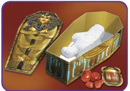 Science X I segreti dell'Antico Egitto Gioco Scientifico Ravensburger (18981) - 6