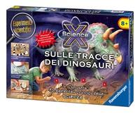 Science X. Sulle tracce dei dinosauri