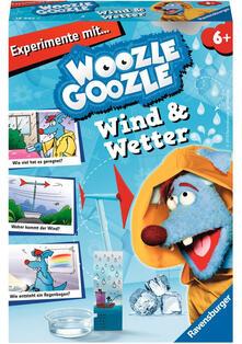 Woozle Goozle mini. WG: Wind & Wetter