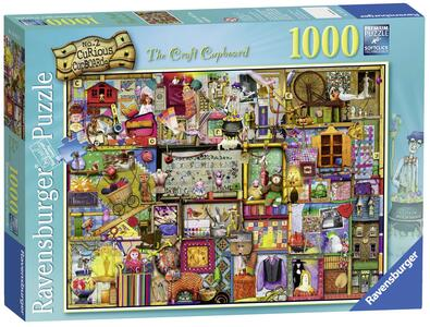 The Craft cupboard Puzzle 1000 pezzi Ravensburger (19412)