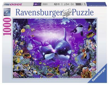 Lassen Passaggio nella luce Puzzle 1000 pezzi Ravensburger (19478)