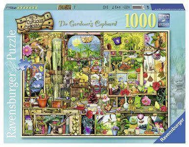 Giocattolo Puzzle Colin Thompson, The gardener's cupboard Ravensburger Ravensburger