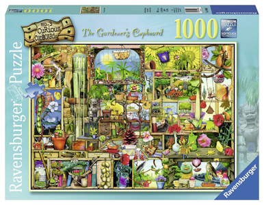Giocattolo Puzzle Colin Thompson, The gardener's cupboard Ravensburger Ravensburger