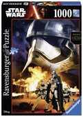 Giocattolo Puzzle 1000 pezzi Fantasy Star Wars Ravensburger