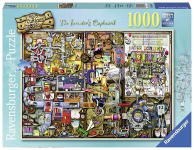 Colin Thompson Puzzle 1000 pezzi Ravensburger (19597)