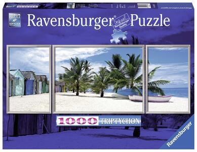 Isola di Saona, Caraibi Panorama Puzzle 1000 pezzi Ravensburger (19646) - 2