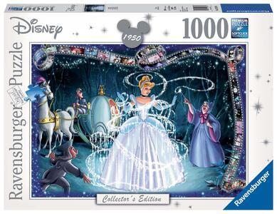 Disney Classics Cenerentola Puzzle 1000 pezzi Ravensburger (19678) - 2