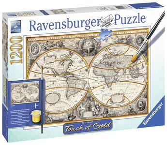 Puzzle Mondo Antico Ravensburger - 2