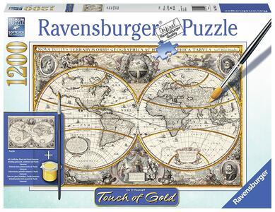Puzzle Mondo Antico Ravensburger - 4