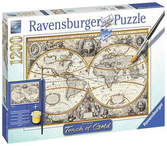 Puzzle Mondo Antico Ravensburger - 5
