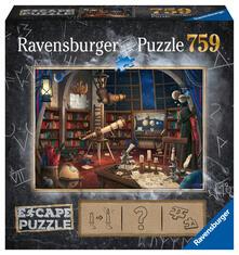 L'osservatorio magico Ravensburger Puzzle 759 pz - Escape the Puzzle