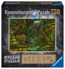 Il tempio Ravensburger Puzzle 759 pz - Escape the Puzzle