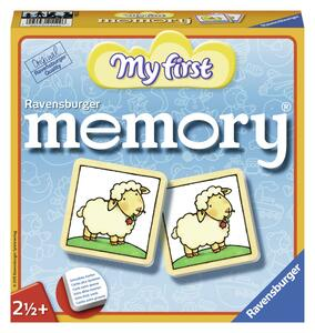 My first memory Ravensburger (21129) - 2