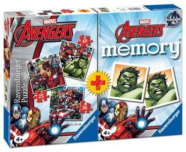 Avengers Multipack Ravensburger (21193)