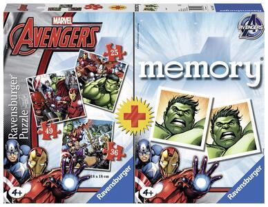 Avengers Multipack Ravensburger (21193) - 3