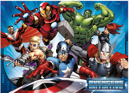 Avengers Multipack Ravensburger (21193) - 4