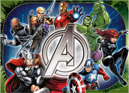 Avengers Multipack Ravensburger (21193) - 6