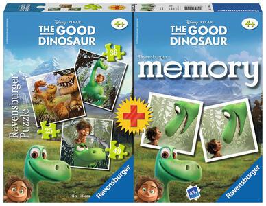 The good dinosaur  memory Ravensburger (21194) - 2