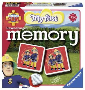 My first memory Sam il pompiere Ravensburger (21204) - 2