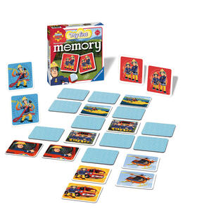 My first memory Sam il pompiere Ravensburger (21204) - 4