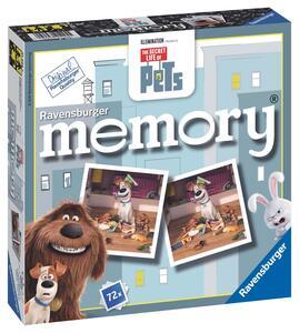 Pets memory Ravensburger (21225) - 2
