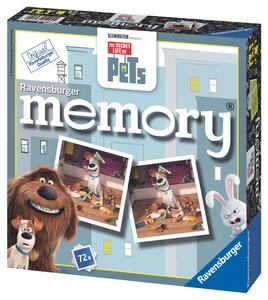 Pets memory Ravensburger (21225) - 3