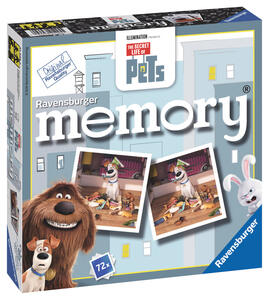 Pets memory Ravensburger (21225) - 4
