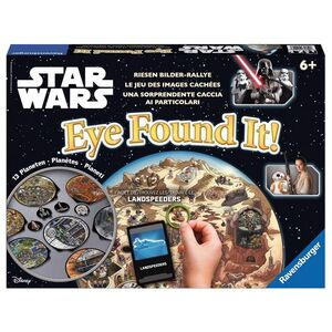 Giocattolo Ravensburger 21229. Star Wars. Eye Found It! Ravensburger