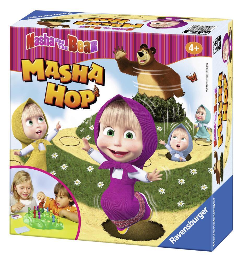 tutti i giocattoli di masha e orso