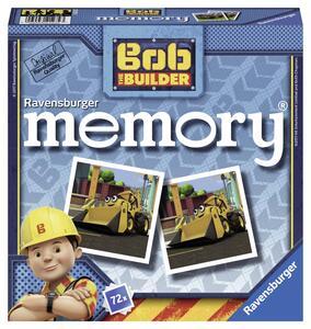 memory Bob the Builder Ravensburger (21274)