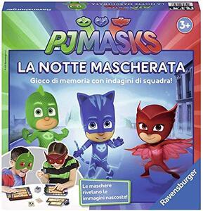 "PJ Masks""La Notte Mascherata"" Gioco di società Ravensburger (21356) - 2"
