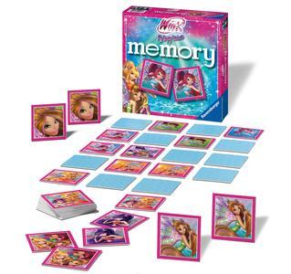 memory Winx Club Ravensburger (21913) - 3