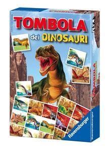 Tombola dei Dinosauri Gioco Educativo Ravensburger (22045)