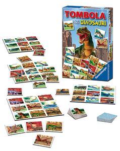 Tombola dei Dinosauri Gioco Educativo Ravensburger (22045) - 3