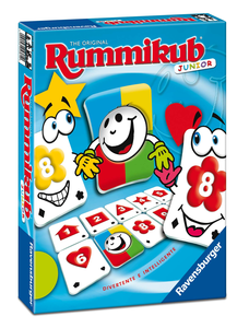 Giocattolo Rummikub Junior Ravensburger 0