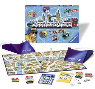 Scotland Yard Junior Gioco di società Ravensburger (22289) - 17
