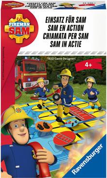 Spiele. FS: Einsatz für Sam