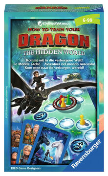 Spiele. Dragons 3 Die verborgene Welt