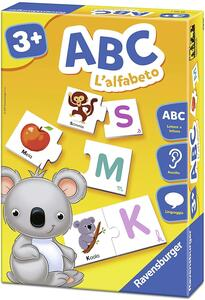 ABC L'alfabeto Gioco Educativo Ravensburger (24103)