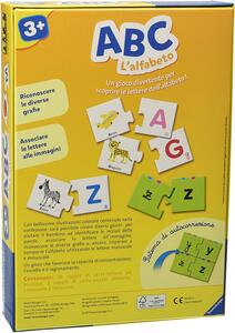 ABC L'alfabeto Gioco Educativo Ravensburger (24103) - 2